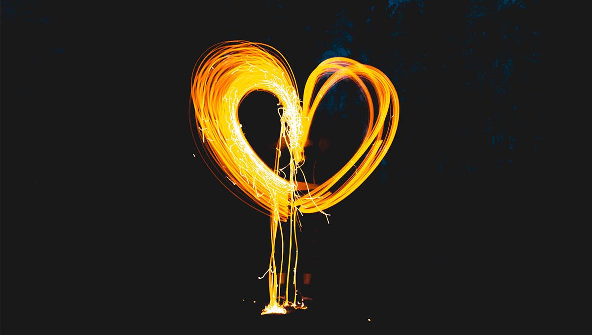 Light Up Heart