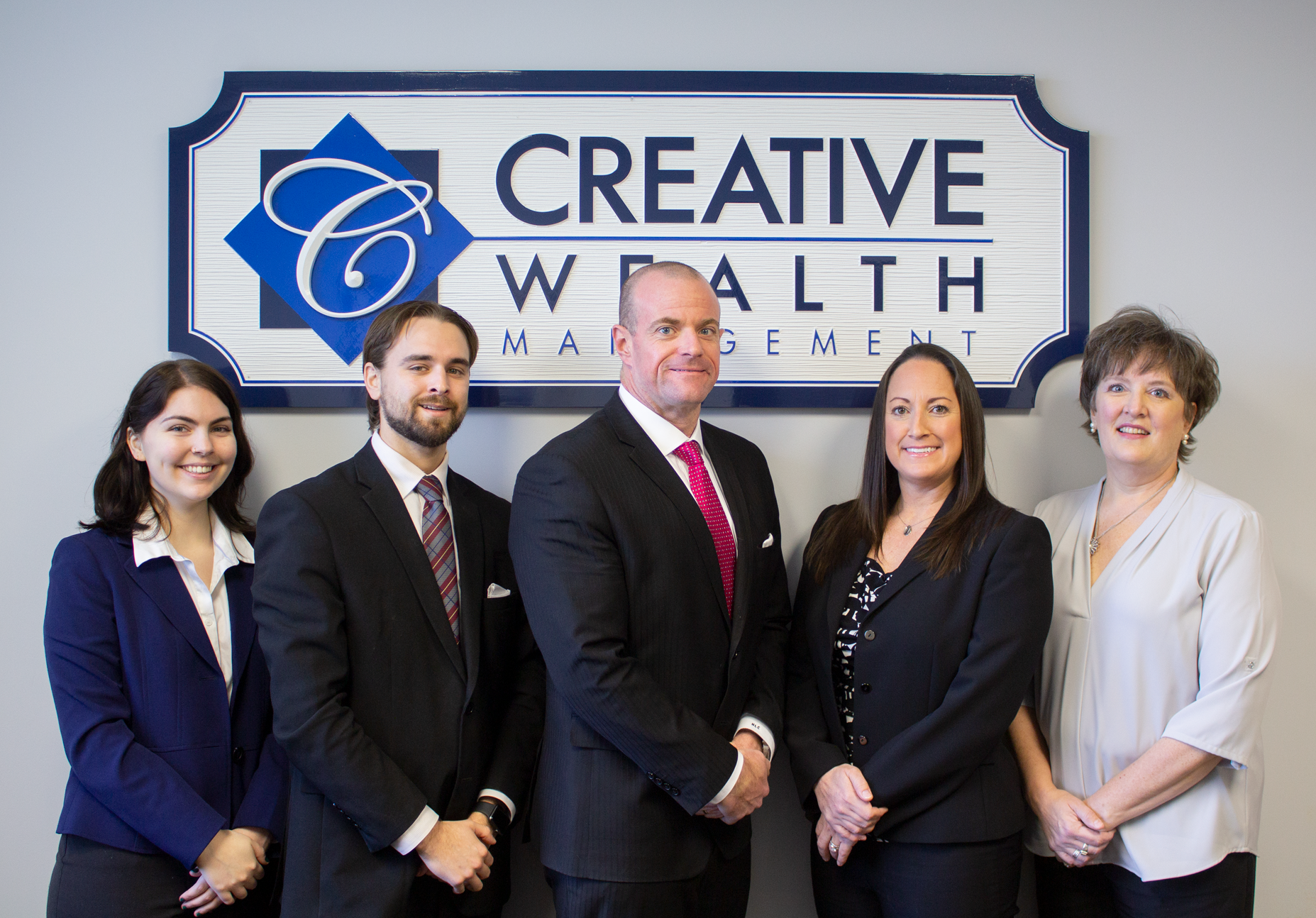 the creative wealth management team