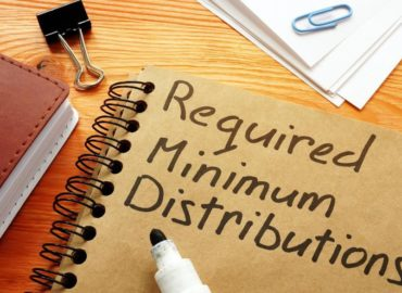 Required Minimum Distribution Notebook